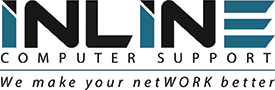 Inline Computer Support, Inc. Logo